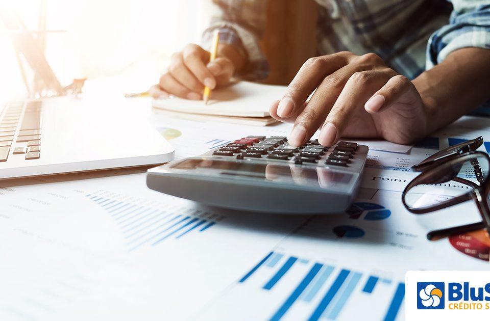 calcular o preço do seu serviço